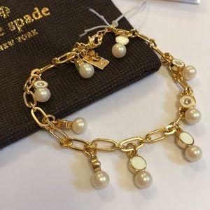Kate Spade Pearly Delight Bracelet